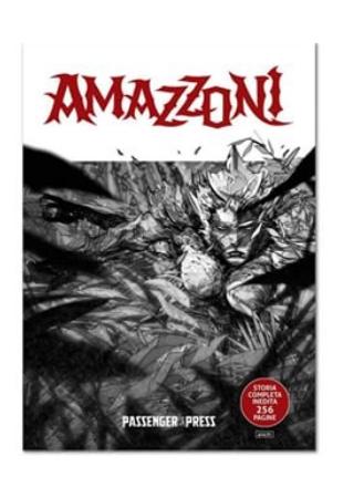 amazzoni cover